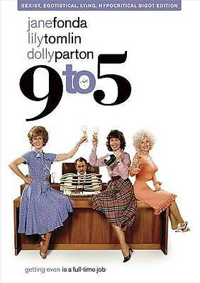 AU5.47 • Buy NEW--9 To 5 (DVD, 1980, WIDESCREEN VERSION) DOLLY PARTON