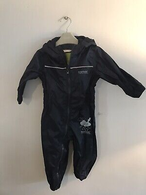 £8.99 • Buy N607 Boys Splash Suit, Age 12-18 Months From Regatta, Great Condition