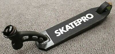 £59.99 • Buy MGP VX8 Scooter Deck In Dark Green With Grip Tape, Headset And A Wheel