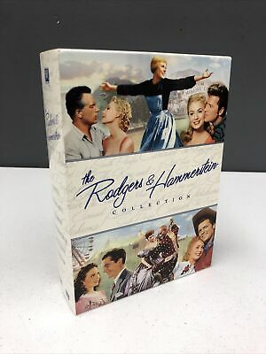 £17.70 • Buy The Rodgers And Hammerstein Collection (DVD, 2006, 12-Disc Set)