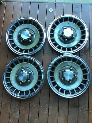 AU200 • Buy FORD F100 F150 F250 F350 F TRUCK BRONCO 4X4 15''HUB CAPS Wheel Caps