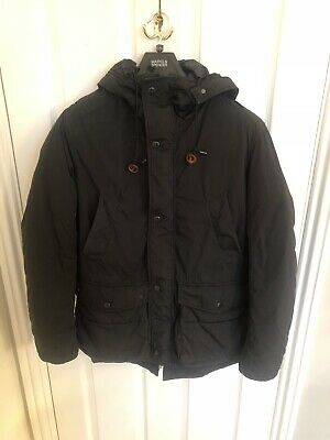 CP Company Nycra Down Filled Goggle Jacket Size 48 • 170£