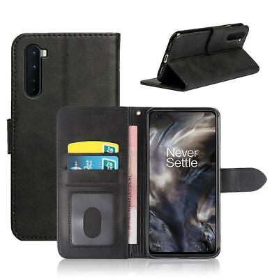 AU7.23 • Buy Phone Case For OnePlus Nord Shockproof Leather Magnetic Flip Cover Wallet C9J6