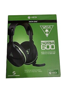 AU100 • Buy Turtle Beach Stealth 600 Gaming Headset For Xbox One - Black