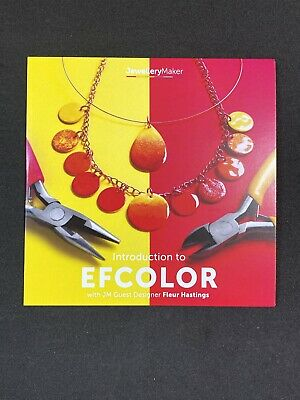 Jewellery Maker Instructional DVD: Introduction To Efcolor • 3.95£