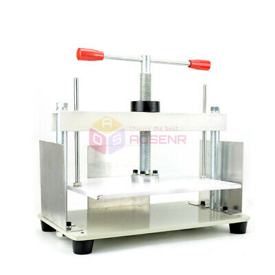 £199.99 • Buy A4 Size Manual Flat Paper Press Machine For Nipping Books Invoices NEW