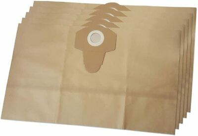 £8.50 • Buy 5 X Lidl Parkside Pwd 30 A1 1500w 30l Compatible Vacuum Cleaner Bags   33270