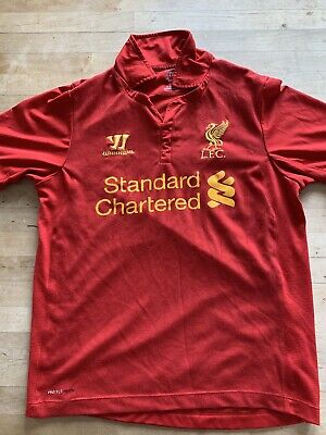 £12.99 • Buy Liverpool Home Shirt 2012/2013 Size Small Warrior