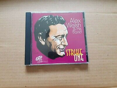 £4.99 • Buy UK CD Alex Welsh & His Band : Strike One 1998 Excellent Condition