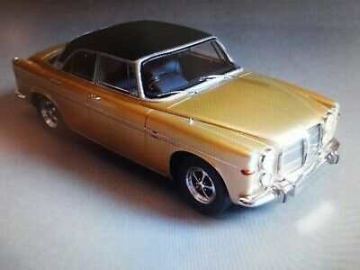 BEST OF SHOW (BOS) 1/18 Scale 1970 Rover P5B Collectors Model Car Mint In Box • 90£