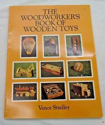 AU19.60 • Buy Dover Books On Woodworking And Carving: The Woodworker's Book Of Wooden Toys By