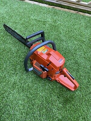 "View Details Husqvarna 262xp Chainsaw 18"" Good Working Order Not Stihl Chainsaw • 130.00£"