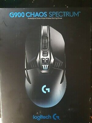 AU100 • Buy  Gaming Mouse Logitech G900 Chaos Spectrum  Wireless Gaming Mouse