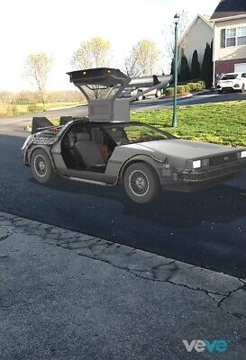 $300 • Buy 🔥 ULTRA RARE 🔥 VeVe NFT Back To The Future DeLorean 1:1 Fully Interactive