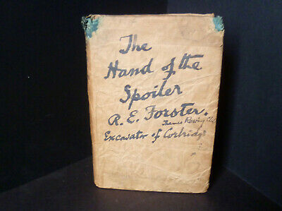 'The Hand Of The Spoiler' - R H Forster - Mawson, Swan & Morgan - John Hassall • 35£