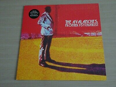 AU27 • Buy The Avalanches Frontier Psychiatrist 12  Vinyl Record (2001)