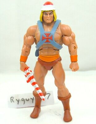 $125 • Buy MOTUC, Holiday He-Man, Super7, Figure, Masters Of The Universe Classics, Parts