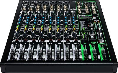 $329.99 • Buy Mackie PROFX12v3 12 Channels Professional Effect Mixer With USB GigFX Effects