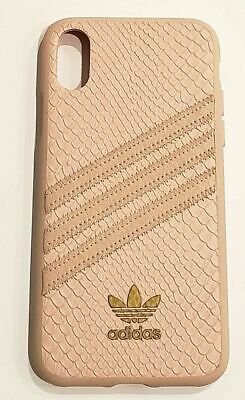 AU17.04 • Buy Adidas Originals Case Limited Edition Cover For IPhone X/XS NEW W/ BOX - (ROSE)