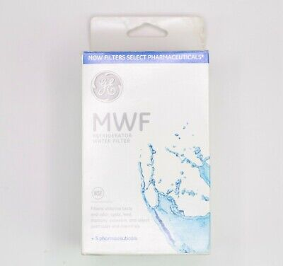 $ CDN16.29 • Buy Genuine GE Appliances MWF Refrigerator Replacement Water Filter(New Sealed)