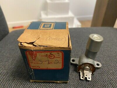 AU39 • Buy NOS HOLDEN Dip Switch FB -HJ , TORANA LC-LH May Suit Other Models Delco Remy