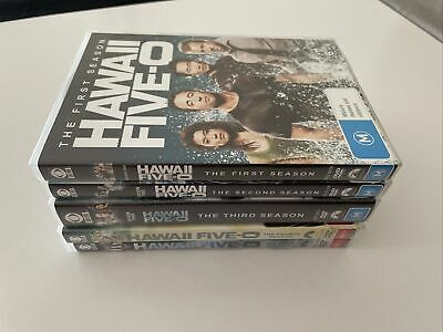 AU60 • Buy Hawaii Five -0 Dvd Season 1-5 (excellent Condition)