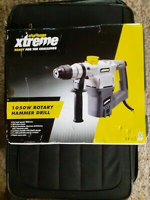 Extreme Rotary Hammer Drill • 50£