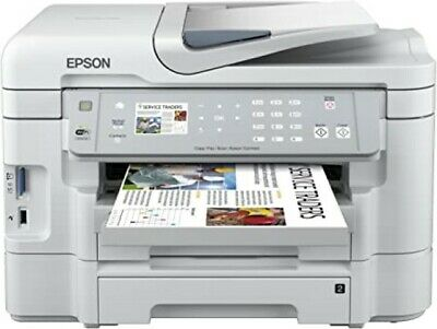 Epson WorkForce WF-3530DTWF Wi-Fi All In One Inkjet Printer • 38£