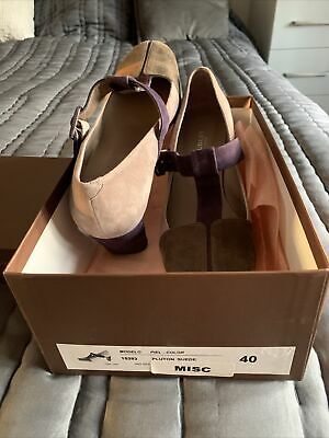 New Audley Ladies Shoes 40 • 10.20£