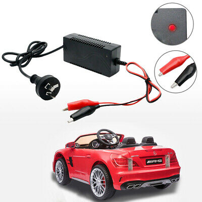 AU23.49 • Buy AU EU Battery Charger Maintainer 6V 1 Amp Volt Trickle RV Car Truck Motorcycle