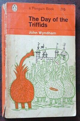 The Day Of The Triffids By John Wyndham Vintage Paperback • 5.99£