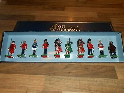 Britains Toy Soldiers Boxed Set Never Been Out Of Box A1 Condition • 21£
