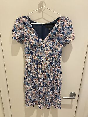 AU13 • Buy Forever New Dress, Floral, Size 6
