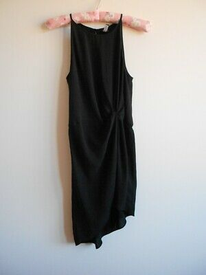 AU21 • Buy Forever New Black Top Dress Size 6