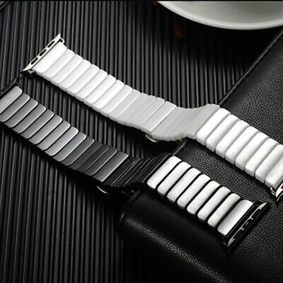 AU26.99 • Buy Apple Watch Band Ceramics Strap For IWatch Series SE 6 5 4 3 2 142mm 44mm 40mm