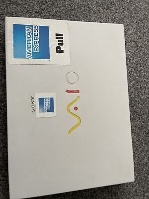£50 • Buy Sony VAIO Laptop Used PCG-7Y1M For Spares