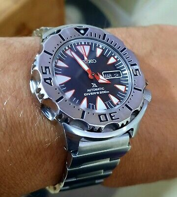 View Details Seiko Monster Srp313 K2 • 300.00£
