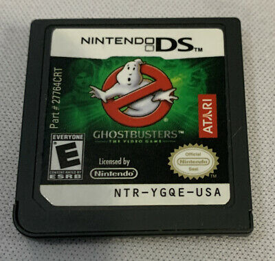 AU3.24 • Buy Ghostbusters: The Video Game (Nintendo DS) Cartridge Only Lot