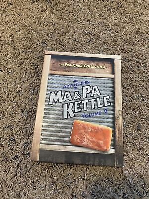 $4.80 • Buy The Adventures Of Ma And Pa Kettle - Volume 2 - DVD.