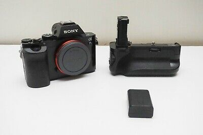 AU850 • Buy Sony Alpha A7S 12.2 MP Digital Camera Mirrorless DSLR With Battery Grip