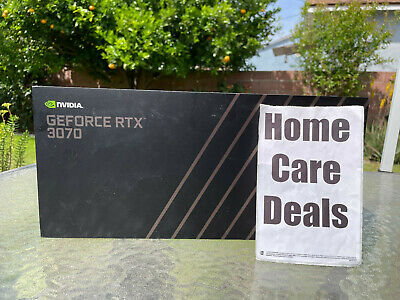 $ CDN1883.01 • Buy NVIDIA GeForce RTX 3070 FE Founders Edition - Brand New - In Hand Ready To Ship