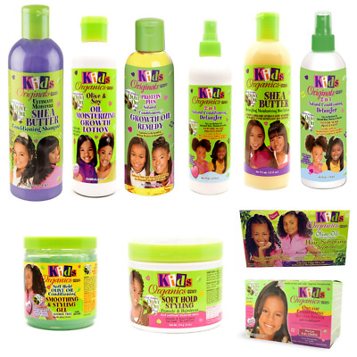 £6.59 • Buy Kids Organics Africa's Best Afro Hair Care Products Olive Oil All Range Uk Post