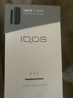 $ CDN70.82 • Buy IQOS3 DUO - Bluetooth Holder & Pocket Used. Grey Very Good Condition