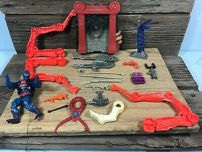 $9.95 • Buy 1980s MOTU He-Man Accessories He-Man Weapons Lot Masters Of The Universe Mattel