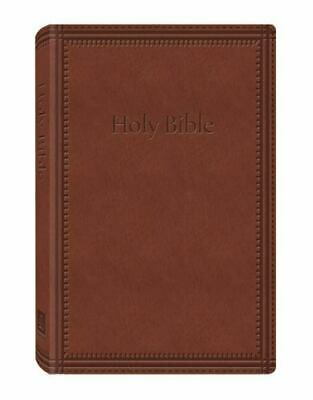 AU11.86 • Buy KJV Deluxe Gift & Award Bible [DiCarta Brown] [King James Bible]