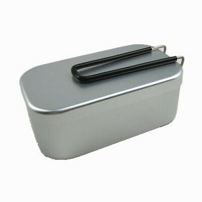 AU23.89 • Buy Microwave Straw Bento Lunch Box Spoon Food Storage Container Kids Adult Portable