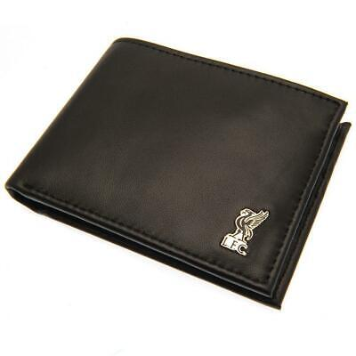 £22.55 • Buy Liverpool FC Metal Crest Leather Wallet