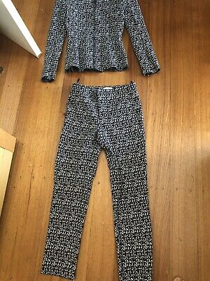 AU250 • Buy Scanlan Theodore Crepe Knit Top And Pants