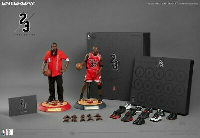 $729 • Buy NBA Collection Michael Jordan Away Final Edition1:6 Scale Enterbay ***In Hand***
