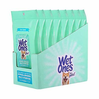 $ CDN51.22 • Buy Wet Ones For Pets Hypoallergenic Multi-Purpose Dog Wipes With Vitamins A C + ...
